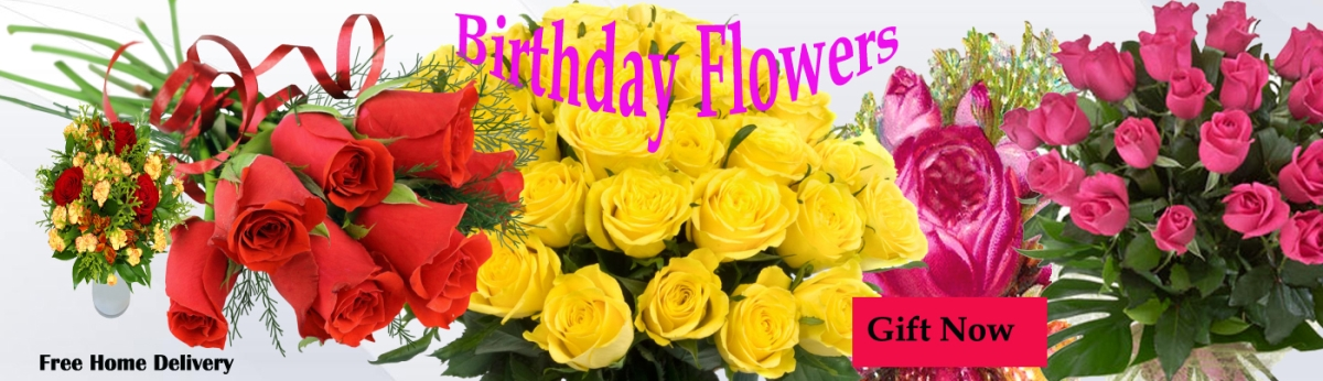 Birthday Flowers Express Delivery